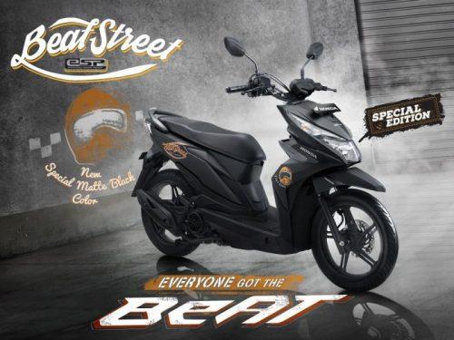 review honda beat street terbaru