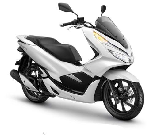 Rental Motor Honda PCX Terbaru