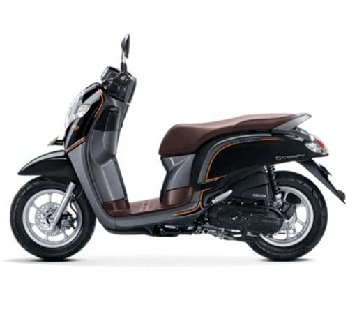Sewa Motor Murah Honda Scoopy