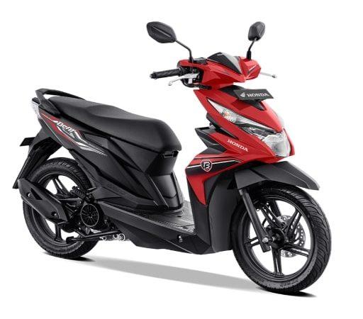 Rental Honda Beat Jogja